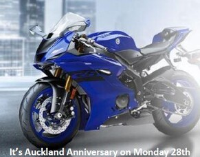 AUCKLAND ANNIVERSARY MONDAY 28TH JANUARY 2019